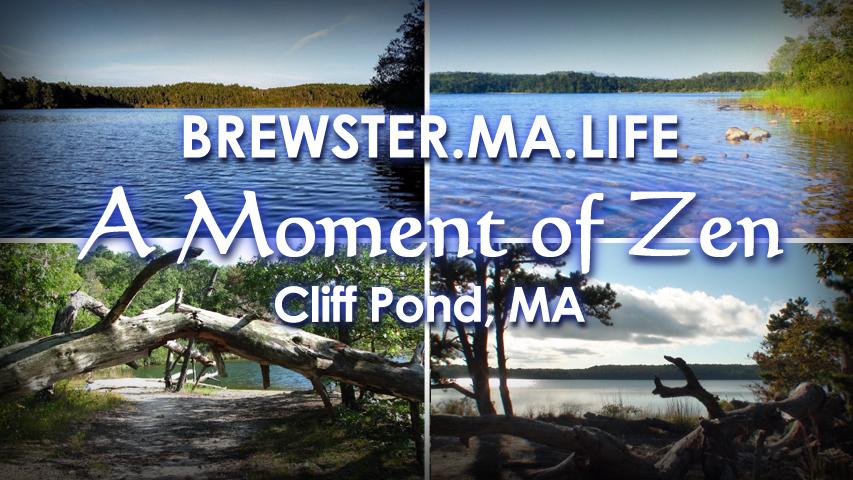 Cliff Pond Nickerson State Park Cape Cod